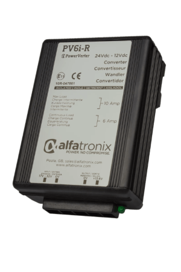 Alfatronix PV6