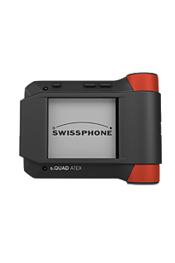 Swissphone s.QUAD ATEX
