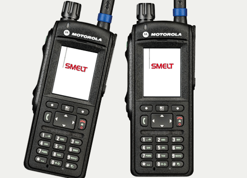 Lancering Motorola TETRA MTP6650 portofoon