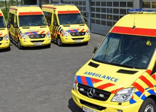 SMELT wint aanbesteding ambulancedienst
