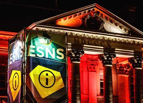 Portofoons SMELT op Eurosonic Noorderslag
