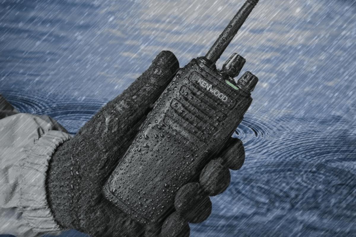 Nieuwe digitale ProTalk portofoon TK-3701D
