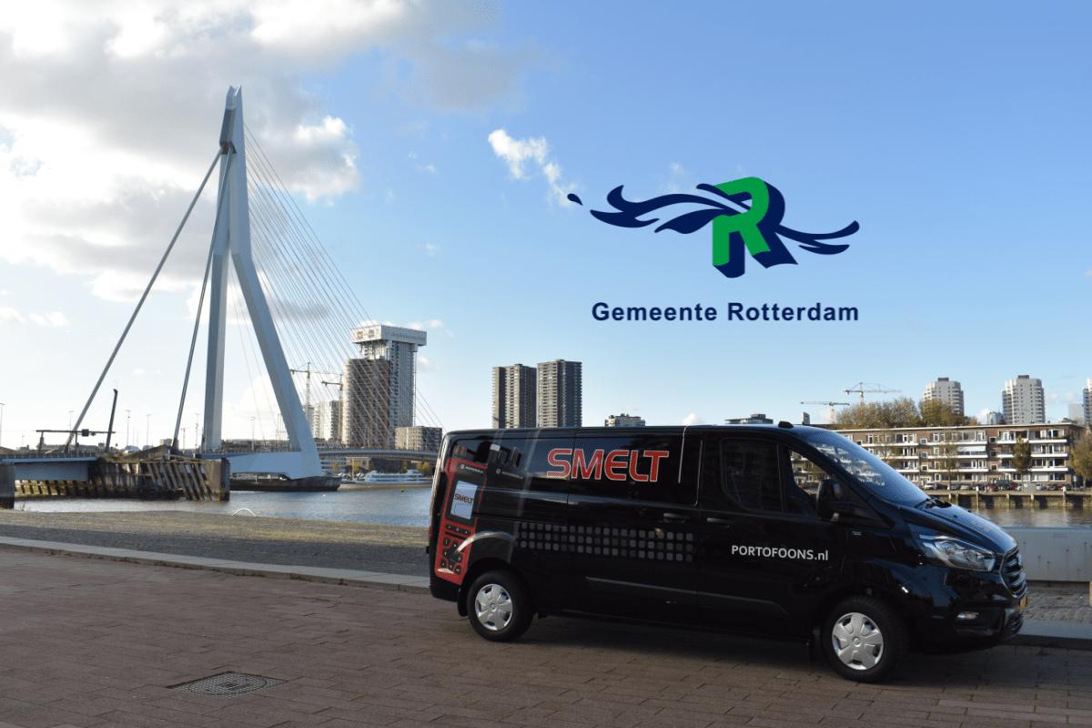 SMELT wint aanbesteding gemeente Rotterdam